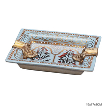 CIGARLOONG cigar ashtray European ceramic enamel CE-4314