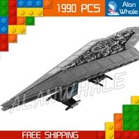 3208 шт. новые космические войны супер Звездный Разрушитель 05028 сборка модели строительные блоки большие подарки игрушки Кирпичи совместимы