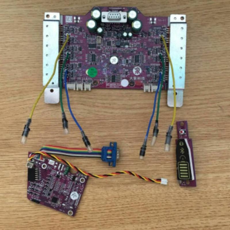 все цены на Xiaomi Ninebot Mini Electric Self Balancing Scooter Hoverboard Motherboard Mainboard Control Board Integrated Circuits онлайн