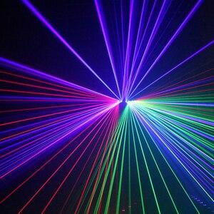 Image 5 - ALIEN RGB Full Color Beam Line Scanner DMX Stage Laser Projector Lighting Effect DJ Disco Party Holiday Dance Christmas Lights