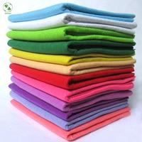 90X92CM Can Choose Color Soft Felt 1 5mm Thick Felt DIY Fabric Handmade Non Woven Felt