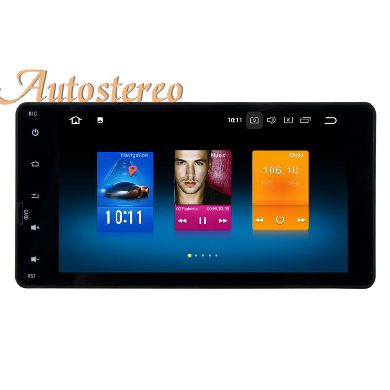 "Cheap 7"" Inch 8 core Android8.0 Car GPS navigation AutoStereo For Mitsubishi OUTLANDER LANCER ASX multimedia SatNAV Navi headunit 13"
