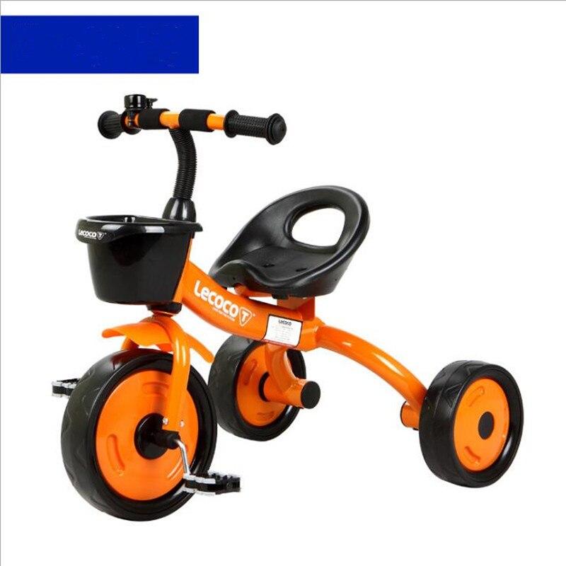 Tricycle pour enfants 3-5-6 ans bébé pliant vélo Portable vélo jouets pour enfants Sports de plein air pour enfants jouets cadeaux