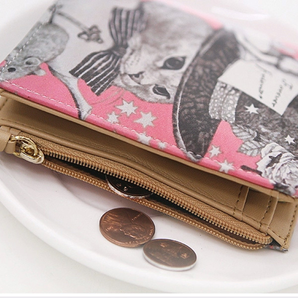 New Japan Style Wallet 10Colors