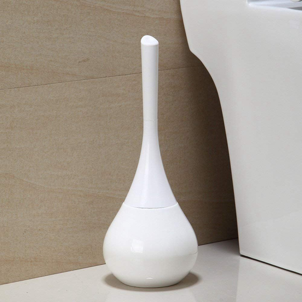 Creative European Bathroom Bathroom Toilet Brush Set