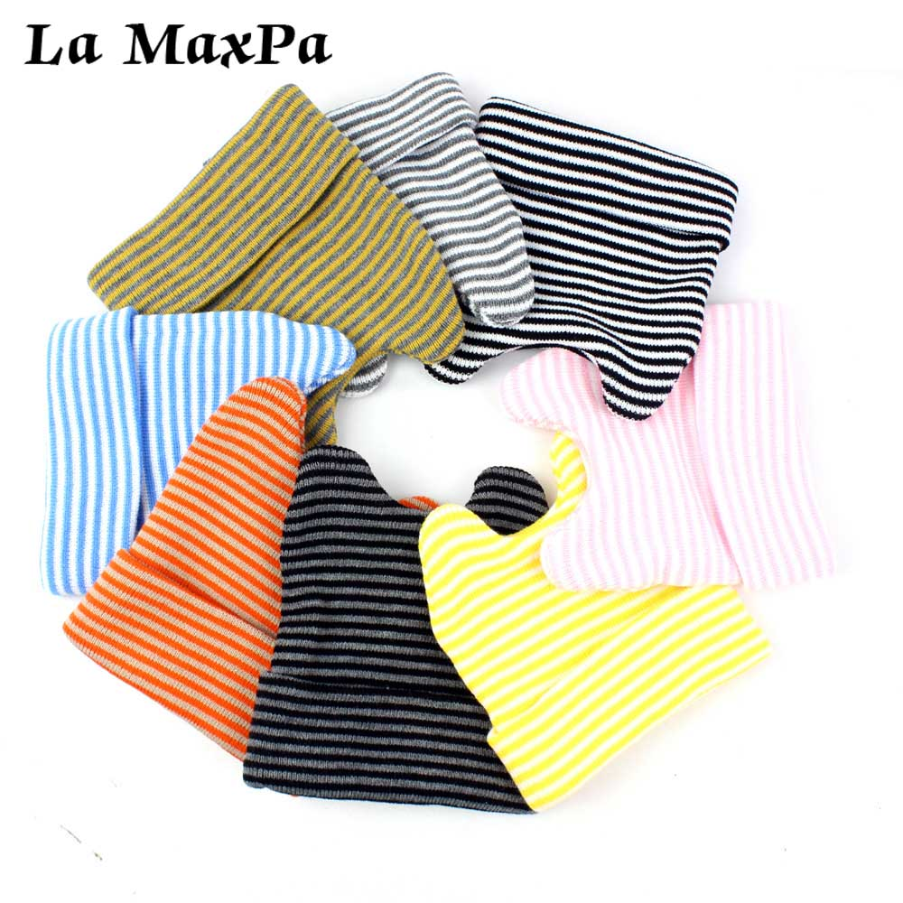 2018 New Fashion Elastic Cotton Baby Hat Cap Children Clothing Comfortable Accessories Cute