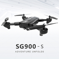 SG900 S GPS Drone Camera HD 720P 1080P Profession FPV Wifi RC Drone Fixed Point Altitude Hold Follow Me Dron Quadcopter vs H501s