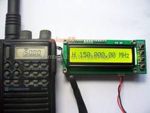0.1-1100 MHz 0.1-1.1 GHz di Frequenza Contatore Tester di Misura Per Ham Radio