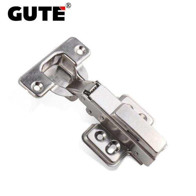 Gute 304 Stainless Steel Cabinet Door Hinge Hydraulic Hinge Copper