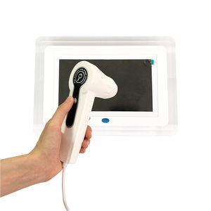 Image 2 - جهاز كشف بشرة الوجه جهاز محلل الشعر جهاز التنظير الرقمي للعناية بالبشرة جهاز الجمال