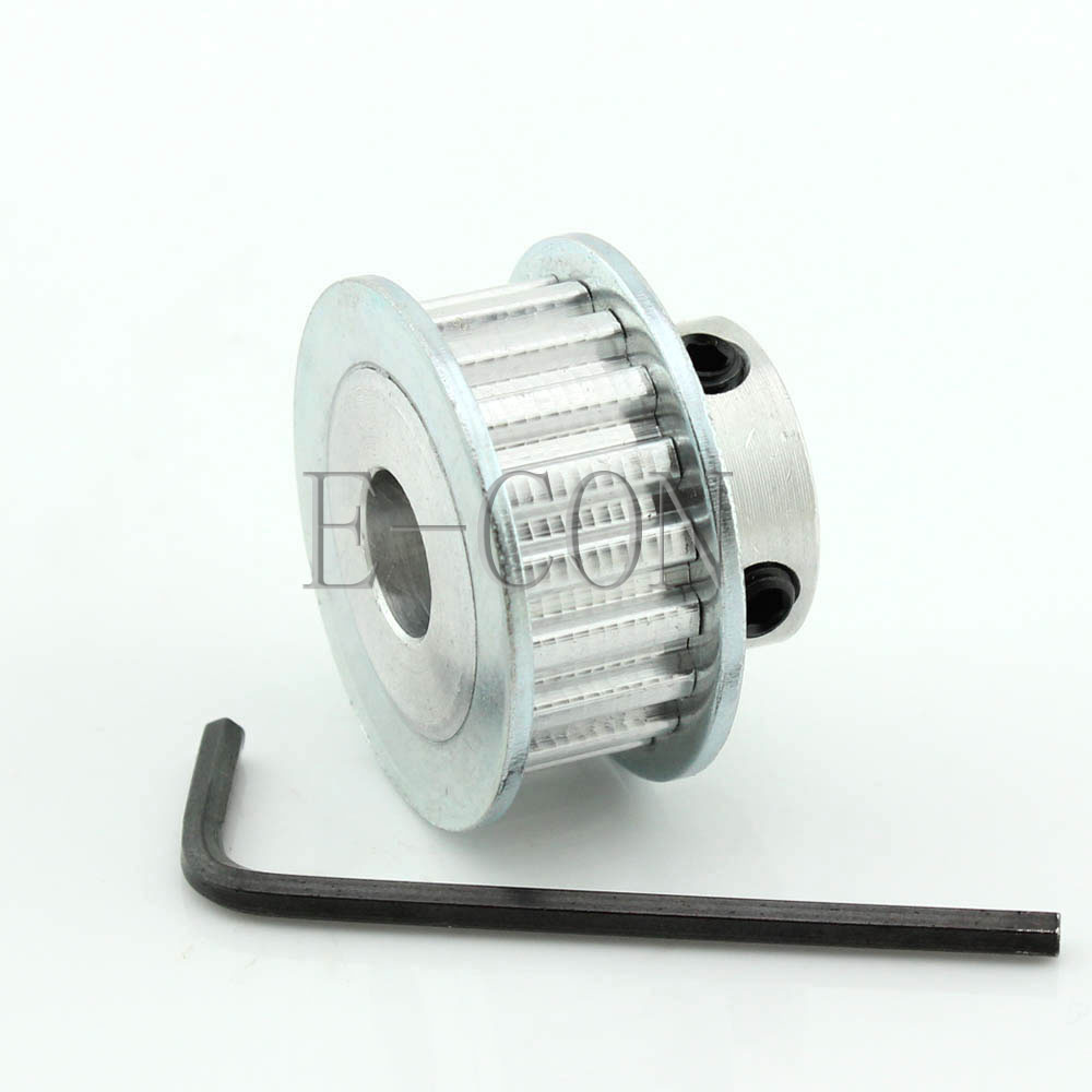 """XL40T Timing Pulley Synchronous Wheel 1//5/"""" Pitch 6mm Bore For 10mm Belt x1Pcs"""