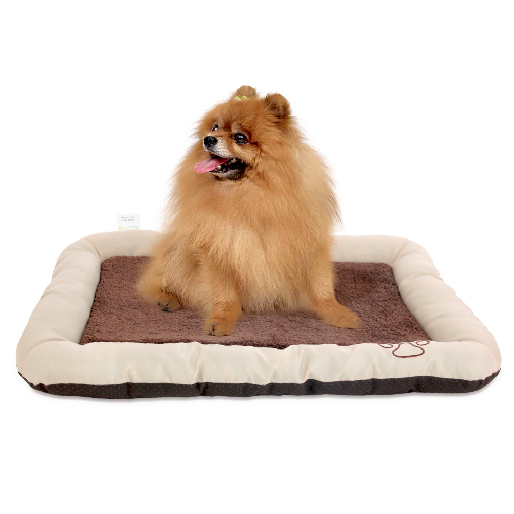 3 Sizes Soft Dog Mat Pets Cushion Cats Bed Puppy Kennel Pets Mat Cushion for Dog Pet Bed Cat Mat Kitty Nest Doggie Bed Kennel ...