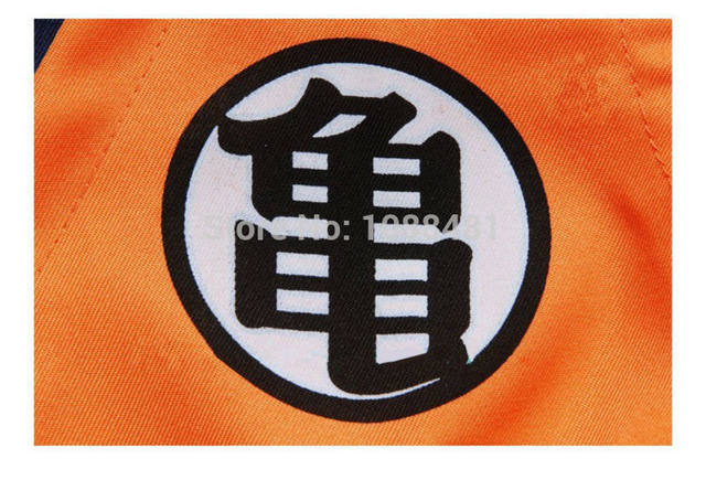 Online Shop Dragon Ball Z Suit Son Goku Cosplay Costumes Toppant