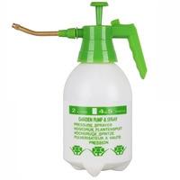 Sprayer Hand Trigger Pressure Sprayer Manual Atomiser 2L Garden Jardin Extend Copper Nozzle Flower Water Spray Bottle Sprinkler