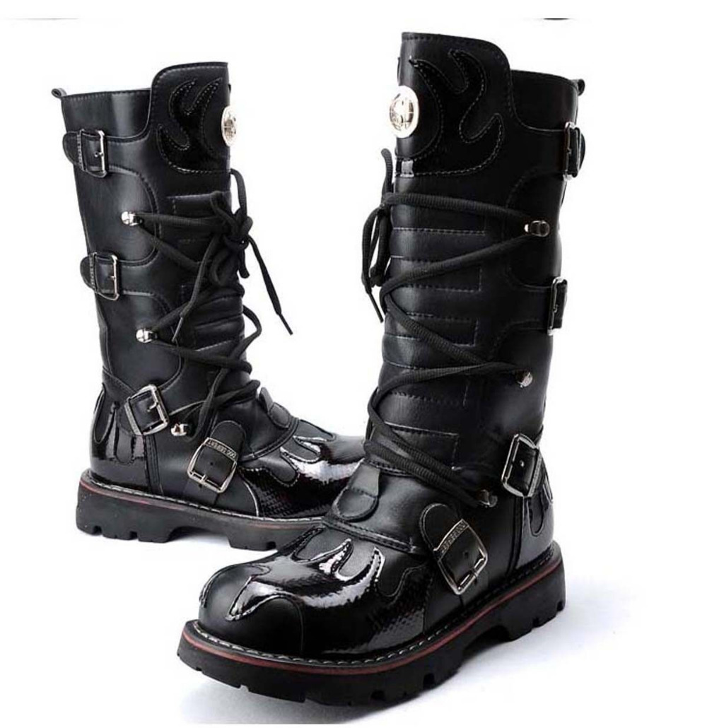 High Top Boots For Men - Boot Hto