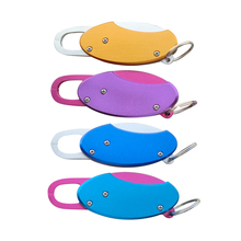 Deluxe Stainless Steel Mini Fish Lip Grip Gripper Fishing Grabber Grips Fishing Tackle
