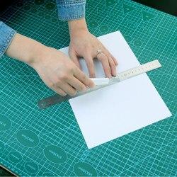 A1 Pvc tappetino di taglio di auto guarigione tappetino di taglio strumenti Patchwork mestiere di taglio bordo di taglio tappetini per quilting