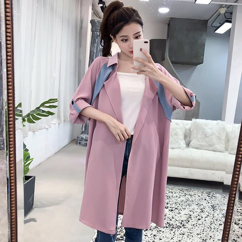 Cheap wholesale 2018 winter hot selling women's casual windbreaker jackets L520