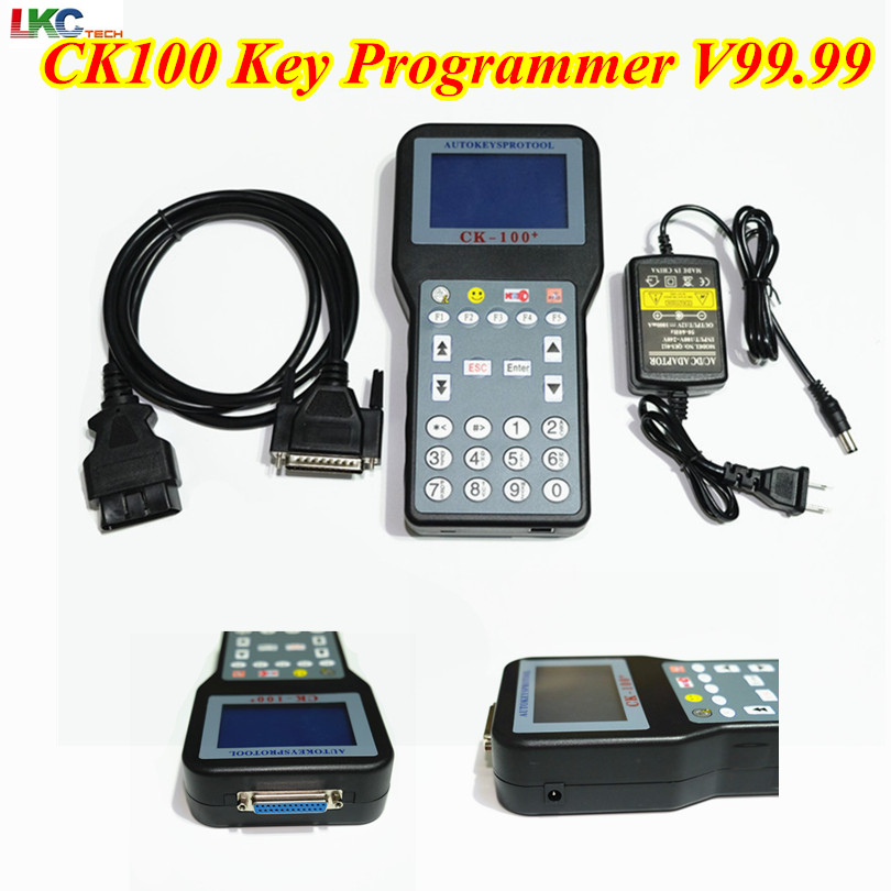 No Tokens Limited CK 100 V99 99 Auto Key Programmer Newest Generation SBB CK100 Auto Key