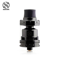 Original Augvape Merlin Mini RTA Atomizer Tank Vaporizer Vape With A Single Sided 2 Post Velocity