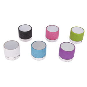 Portable Bluetooth Speakers Wi