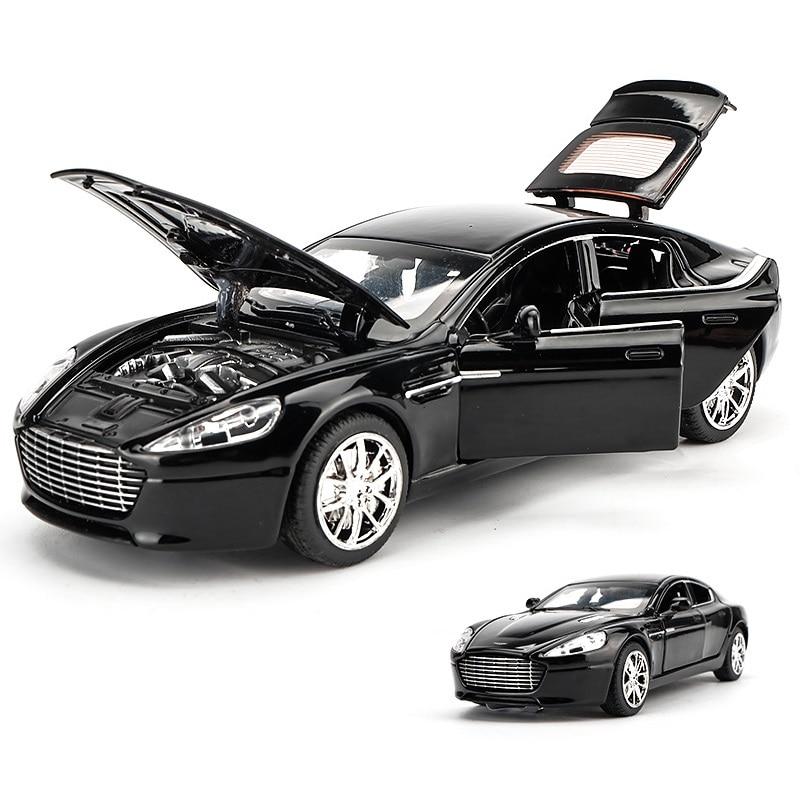 6 Door Open Model Luxury Cars 1 32 Die Cast Car Collection Toy Car 4