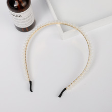 New design Imitation Pearl Hair Band