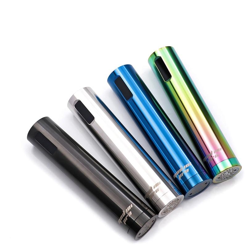 Новейшие Ehpro 101 Pro mod 25 мм диаметр Ehpro 101 pro mod 75 Вт механические Mod питание от одного 18650 /20700/21700
