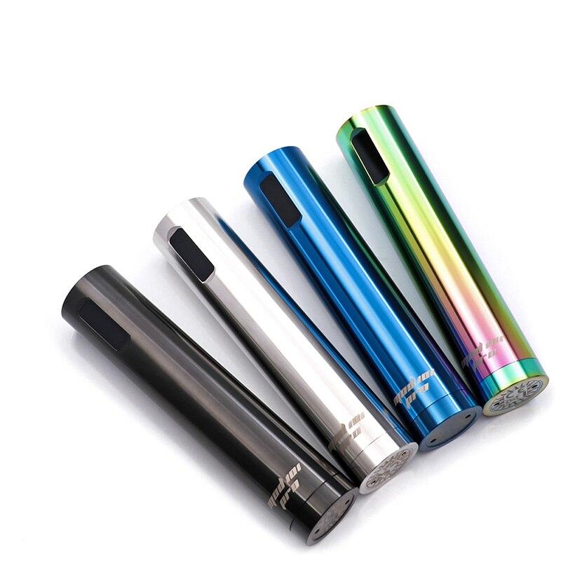 Plus récent Ehpro 101 Pro mod 25mm diamètre Ehpro 101 pro mod 75 w Mod Mécanique alimenté par une seule 18650 /20700/21700 batterie
