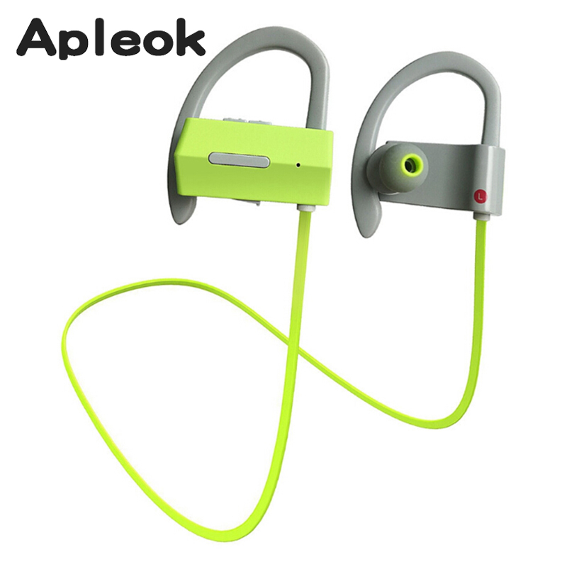 2017 New sweatproof Sport Bluetooth V4.0 Headset Stereo Mini Wireless Earphone for iphone 8 7 6s 6 5s xiaomi mi6 kulaklik 2017 new 3 in 1 mini bluetooth headset phone usb car charger escape safety hammer micro wireless earphone for xiaomi mi6 mi 6