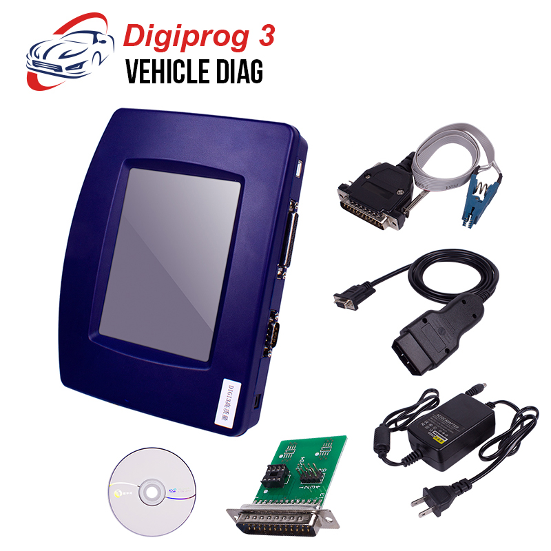 2019 Bottom Price Digiprog3 odometer correction tool Adjustment v4 94 Digipro 3 Mileage Adjustment Programmer Digiprog
