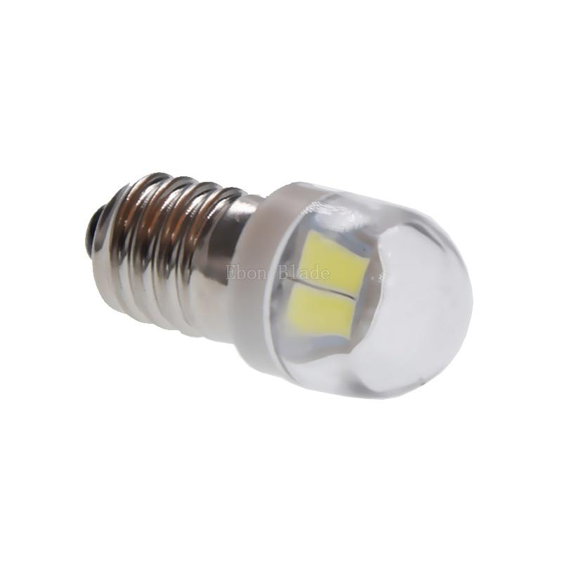 Image 3 - Pair E10 1447 LED Flashlight Bulb Lamp 3V 6V Led Bulb Replacement Flashlight Torch bulb 3 Volt 6 Volt Screw bulb Xenon White-in Signal Lamp from Automobiles & Motorcycles