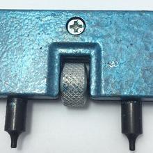 Прямоугольная Регулируемая 1-5 см задняя крышка для часов открывалка для удаления гаечного ключа Набор инструментов для ремонта 2098B WR1007