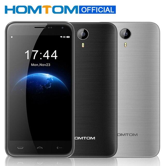 Original HOMTOM HT3 Pro Smartphone Android 5.1 MTK6735P Quad Core 2GB RAM 16GB ROM Cell Phone 5.0 Inch 3000mAh Mobile Phone