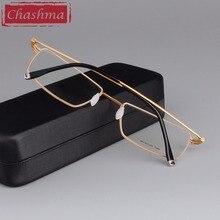 Chashma Brand Eye Glasses Men B Titanium Luxury Top Quality Frames Myopia Frame Light Eyeglasses for Male