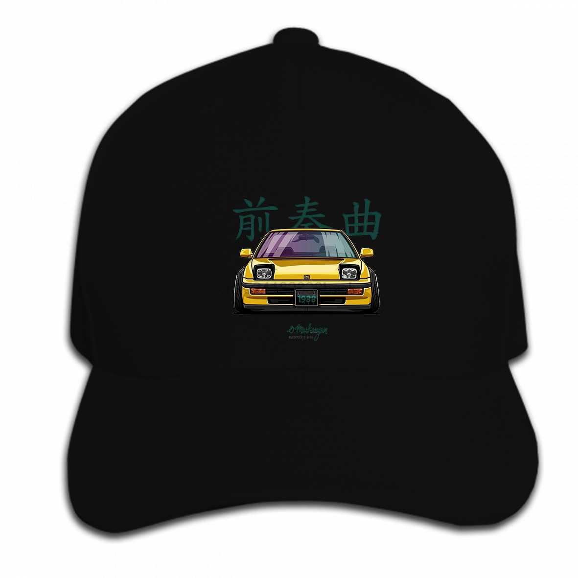 24d37dfd35c Print Custom Baseball Cap Hip Hop Men Funny women Prelude mk3 Hat Peaked cap