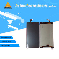 Axisinternational LCD Screen Display Touch Panel Digitizer For ZTE Nubia Z7 Max NX505J Black Free Shipping