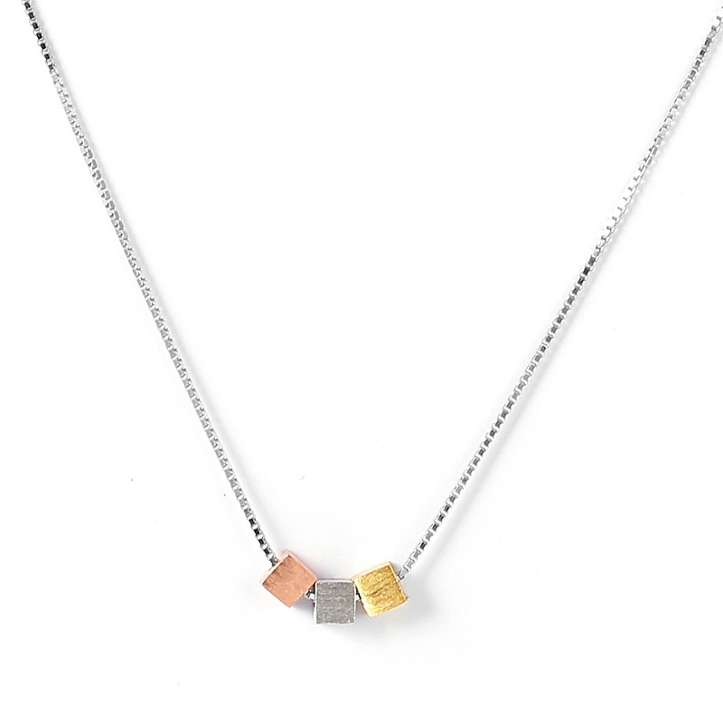 louleur-925-sterling-silver-square-necklace-gold-fashion-simple-wild-three-color-square-pendant-necklace-for-women-jewelry-gift