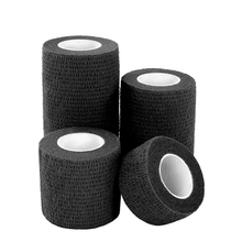 Knee Elastic Fitness Tape Outdoor Sport Hunting Shooting Tool Camouflage Adhesive Durable Army Wrap 5CM 7.5CM 10CM 15CM