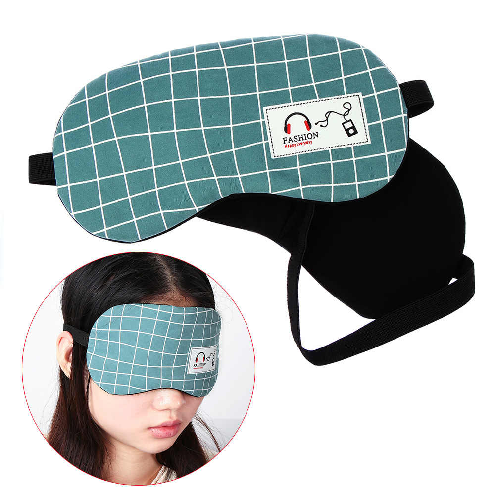 7 รูปแบบ Eye Eye Eye Mask Eyepatch Eye Sleep Mask แฟชั่นลายสไตล์ Creative Relaxing Sleep Band Aid Blindfold