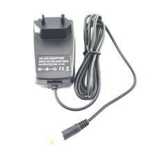 Yüksek kaliteli AB Tak AC DC adaptörü adaptörü ev duvar güç kaynağı 100 245 V 9 V 1A için değil SNES ama NES şarj aleti kablosu