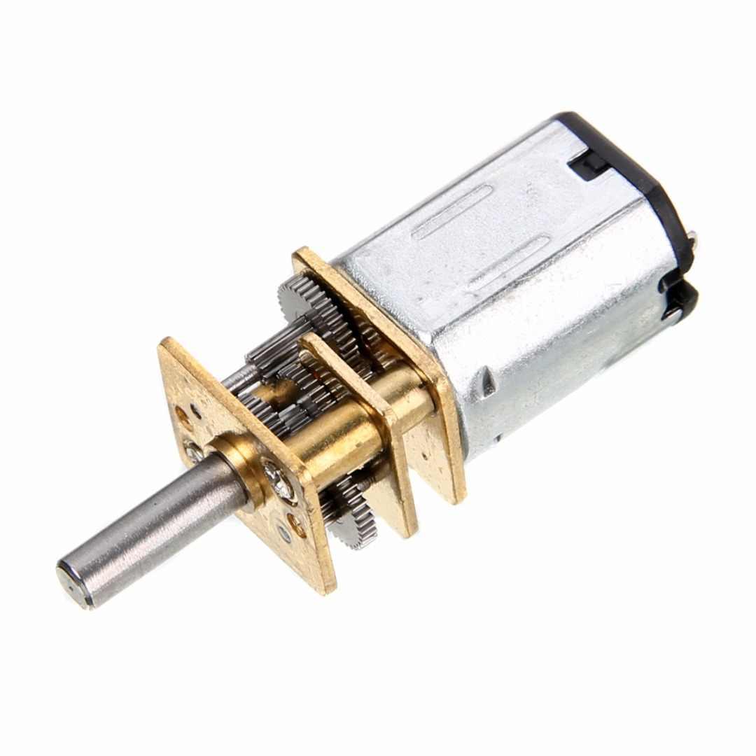 Mayitr с источником питания от постоянного тока, 6 V 200 об/мин микро постоянного тока Шестерни ed мотор с Шестерни колеса Модель N20 диаметром 3 мм вал Электрический мини тормозное устройство редуктор двигателя