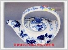 guci rooster ceramic vase porcelainJingdezhen teapot / Jingdezhen porcelain European-style butterfly pot