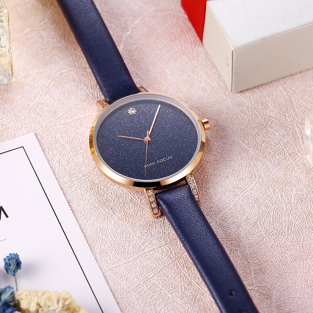 MINI FOCUS Mode Quartz Horloge Vrouwen Horloges Dames Meisjes - Dameshorloges - Foto 5