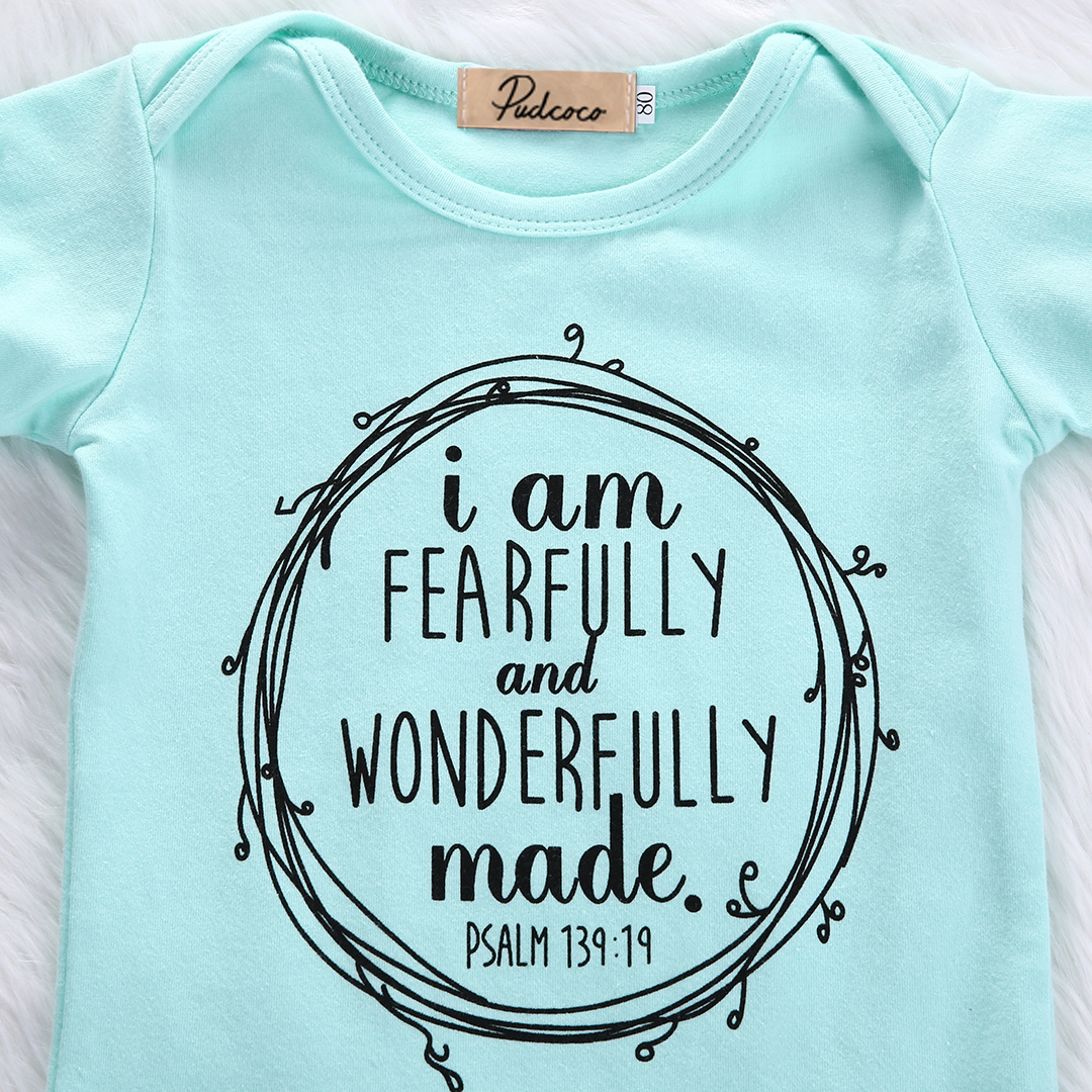 Fashion Summer Green Baby Bodysuits 0 18Months Boy Girl Clothes 1st Birthday Gift For Babies Newborn Bodysuit Clothing In From Mother