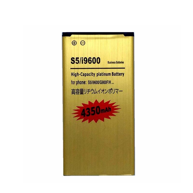 EB-BG900BBU Replacment Bateria für Samsung Galaxy S5 G900S G900F G9008V 9006 v G900 G900I Akkumulator für Samsung Telefon