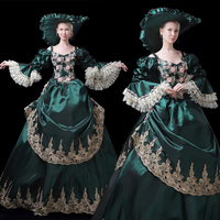 18th Century Rococo Marie Antoinette Dress Rococo Fashion Dress Up Game