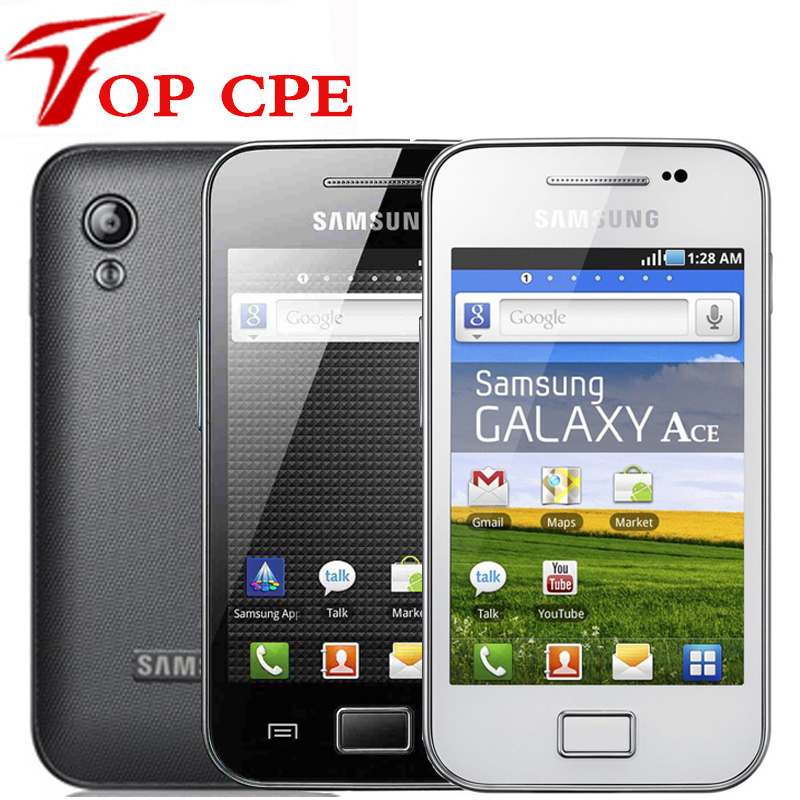 Systematic Original Samsung Galaxy Ace S5830 S5830i Unlocked Cell Phone Wifi Gps 5mp Camera 2g Wcdma Refurbished Gps Wifi Free Shipping Cellphones & Telecommunications