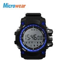 Microwear XR05 Sport Smart Watch Professional Waterproof 5ATM Passometer Like Bracelet Ultra-long Standby