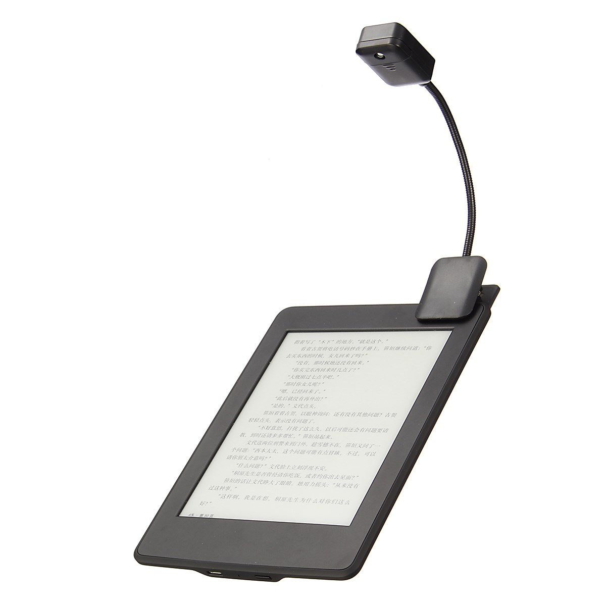 Humorous Hot Sale Reading Light Led Book Light Table Lamp Desk Lamp Mini Flexible Clip On Book For Kindle For Notebook Dc6v Lights & Lighting